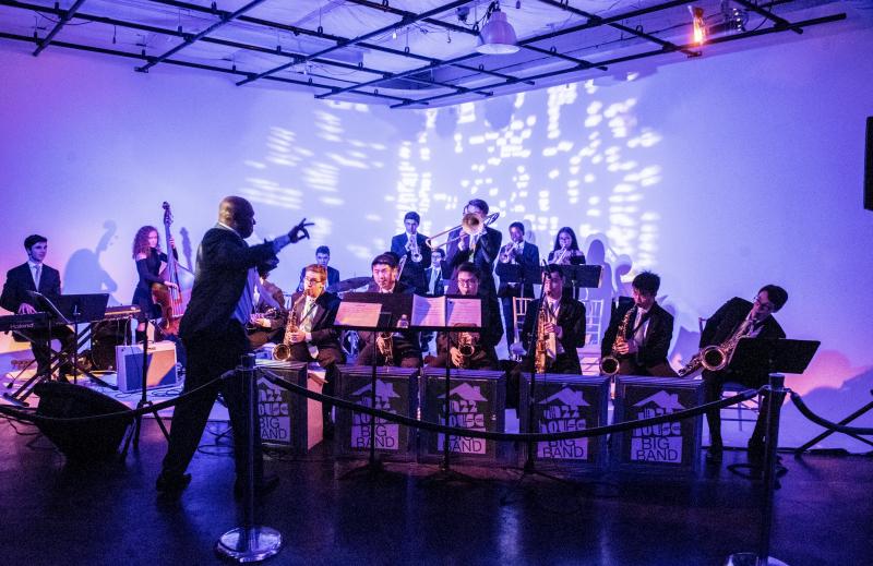 The Jazz House Kids Big Band