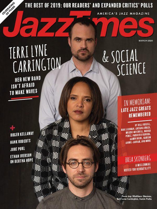 JazzTimes March 2020