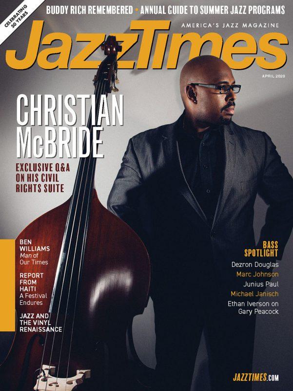 JazzTimes April 2020 Issue
