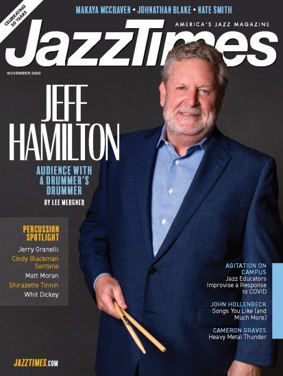 November 2020 issue of JazzTimes