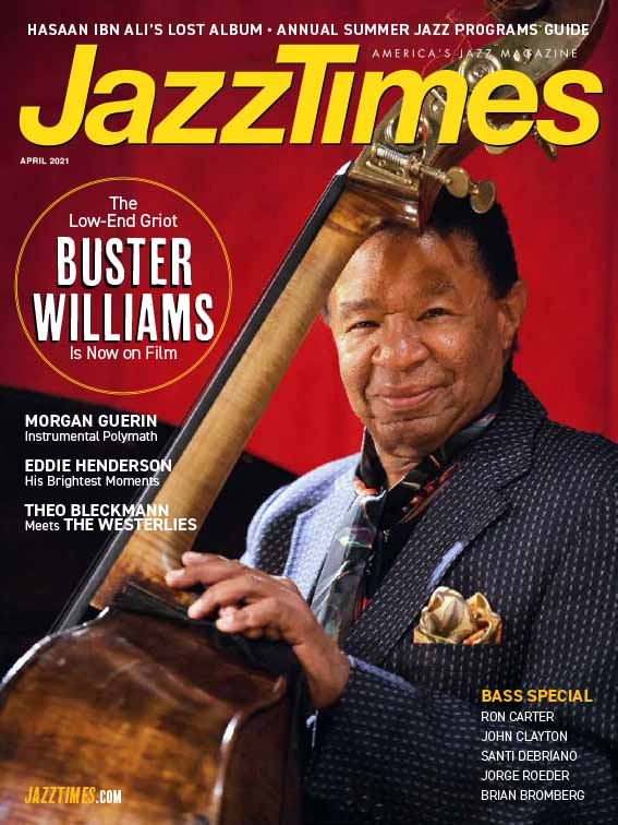 April 2021 Issue of JazzTimes