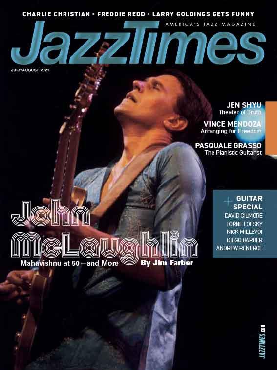 JazzTimes July/August 2021 Issue