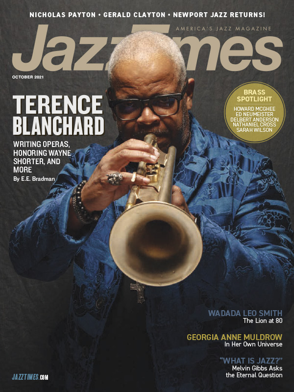 October 2021 Issue of JazzTimes