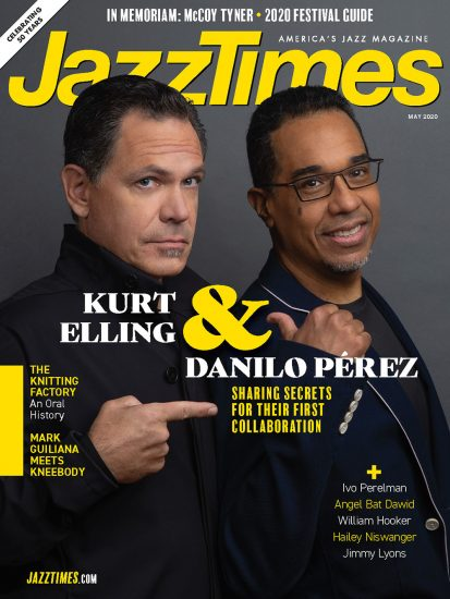 JazzTimes May 2020 issue