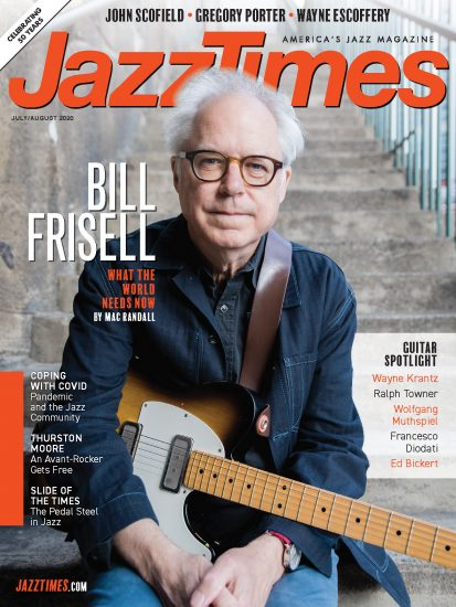 July/August 2020 issue of JazzTimes