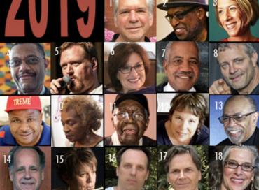 Jazz Journalists Association Names 2019 Slate of Jazz Heroes