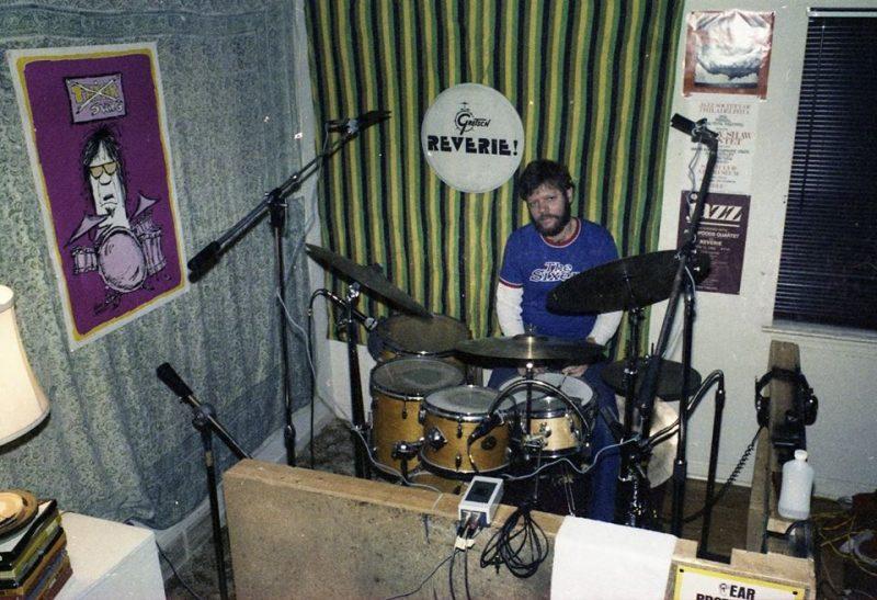 Drummer Jim Miller