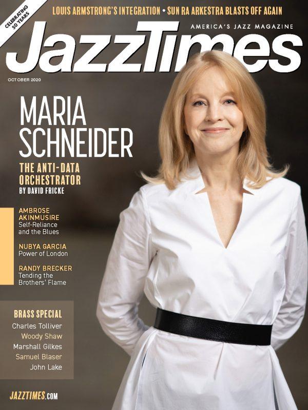October 2020 issue of JazzTimes