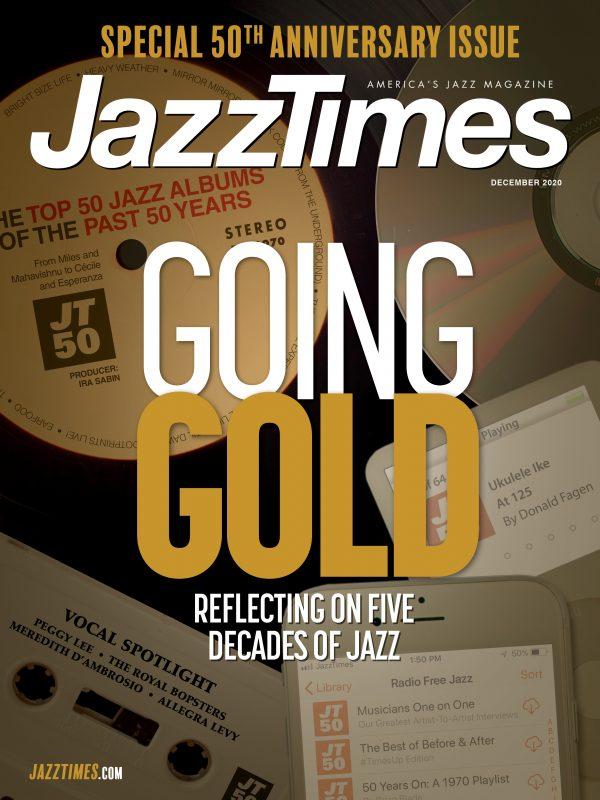 JazzTimes December 2020