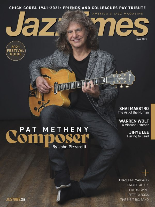 May 2021 issue of JazzTimes