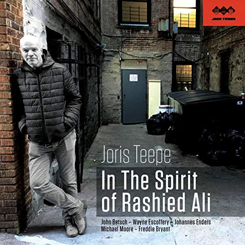 In the Spirit of Rashied Ali by Joris Teepe