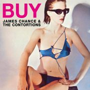 """The cover of James Chance and the Contortions """"Buy"""""""