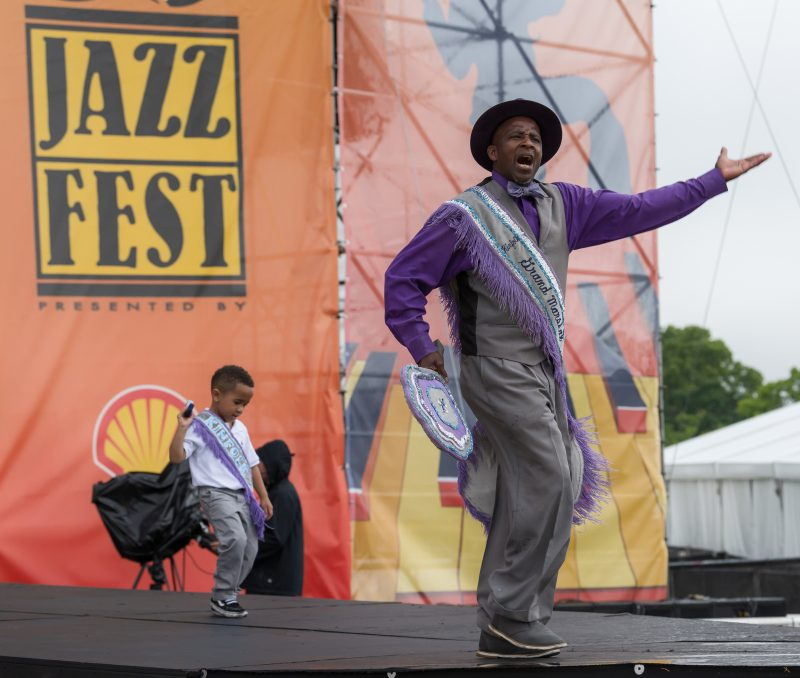 Photos: 2019 New Orleans Jazz & Heritage Festival Weekend 1