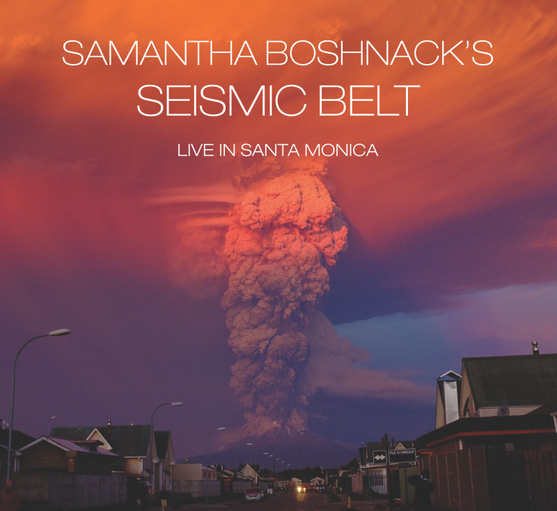 Live in Santa Monica by Samantha Boshnack's Seismic Belt