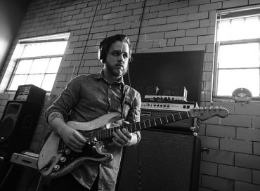 "JT Video Premiere: ""Strange Idea"" by Guitarist Charlie Ballantine"