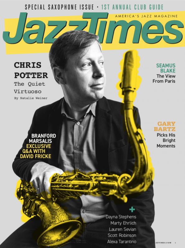 JazzTimes' new look