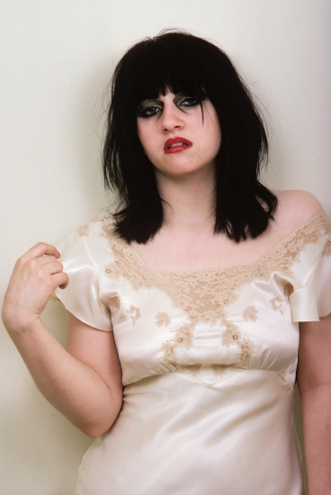 Lydia Lunch in 1980