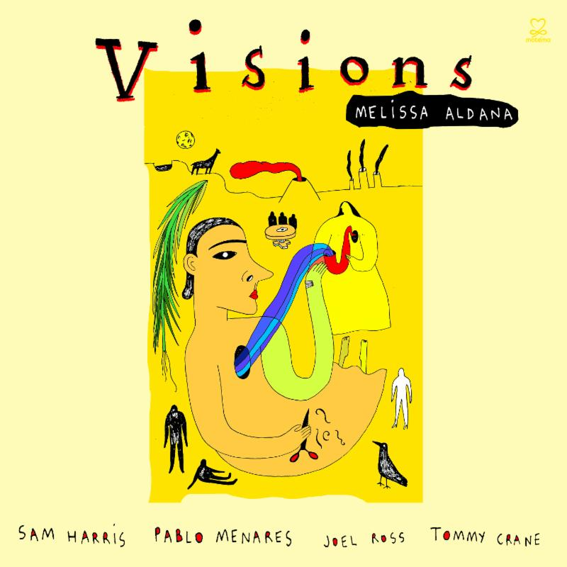 Visions by Melissa Aldana