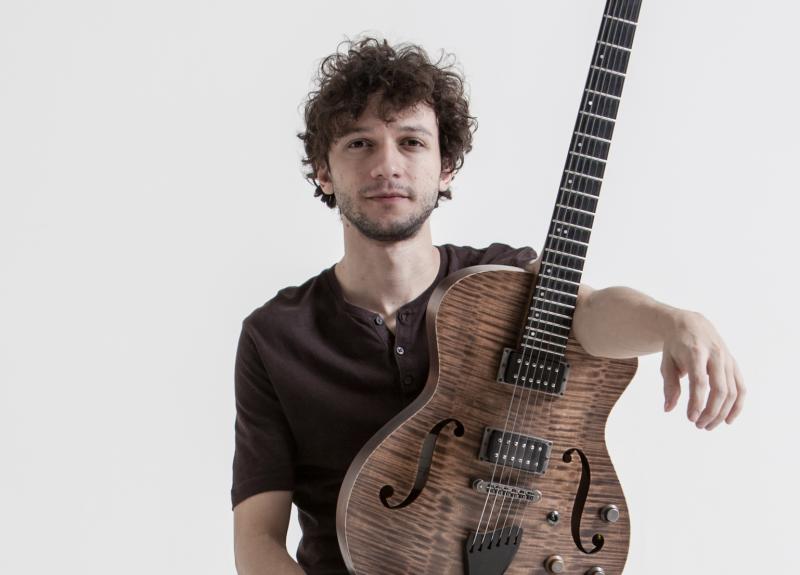 Guitarist Pedro Martins