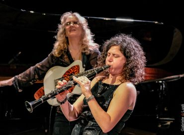 "JT Track Premiere: ""Milonga del Angel"" by the Anat Cohen Tentet"