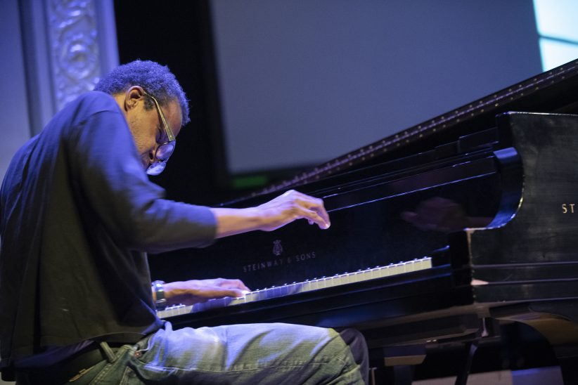 Matthew Shipp at the 21st annual Vision Festival