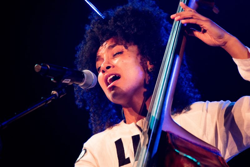 Esperanza Spalding at the 2019 Spoleto Festival USA