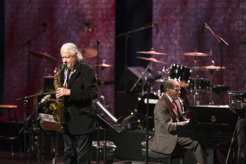 Gary Bartz with George Cables