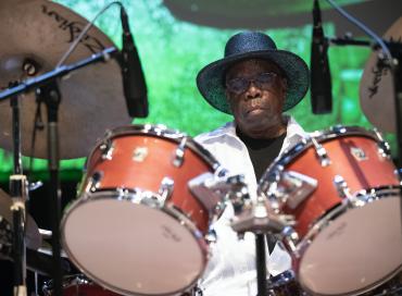Photos: The 24th Vision Festival in Brooklyn