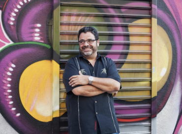 UCLA Names Arturo O'Farrill Global Jazz Studies Professor