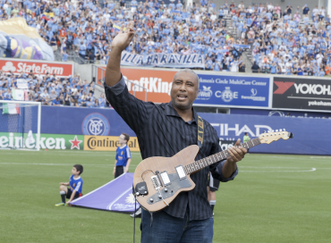 Bernie Williams and His All Star Band & Celebrity Charity Softball Game