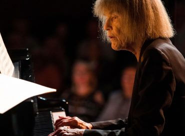 Concert Review: Carla Bley and Ethan Iverson at the Healdsburg Jazz Festival