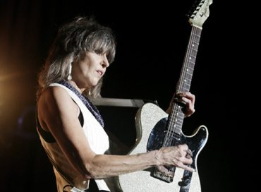 Chrissie Hynde Reinterprets Mingus on Jazzy New Album