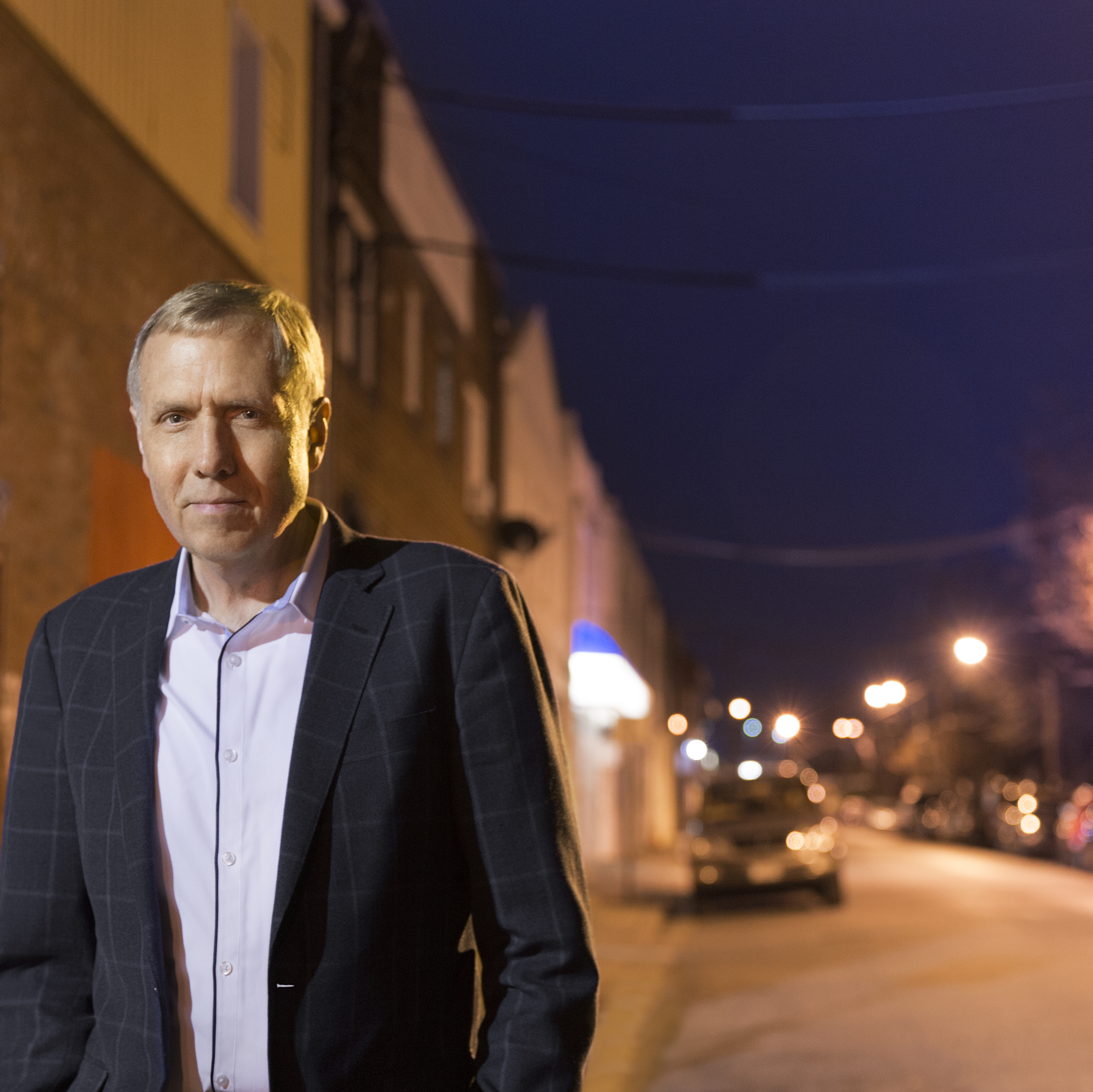 Chuck Redd (photo by Robert Severi)