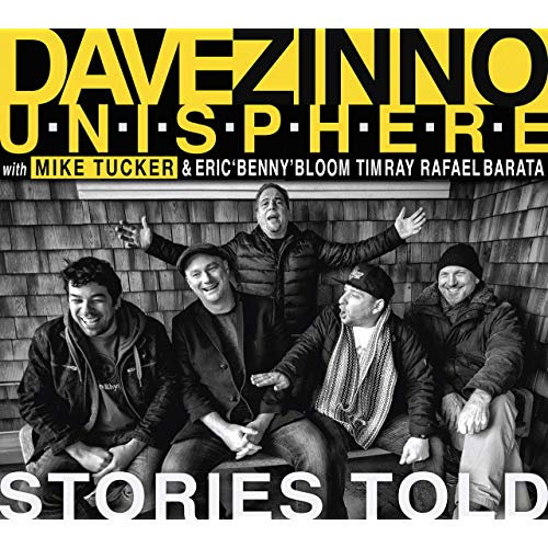 Dave Zinno Unisphere, Stories Told