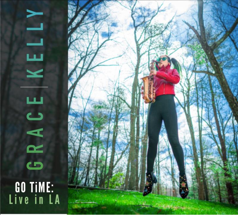 Grace Kelly, GO TiME: Live in LA