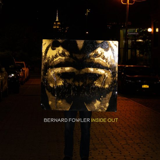 "Cover of ""Inside Out"" album by Bernard Fowler"