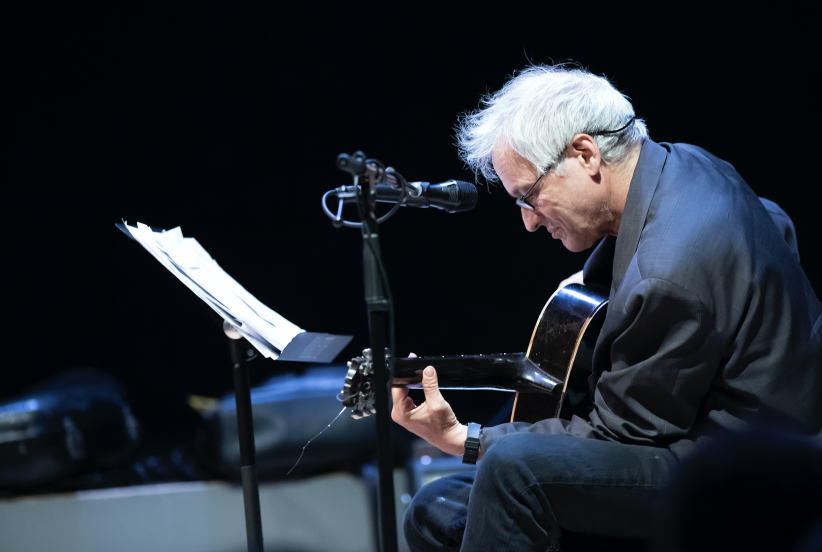 Marc Ribot at the 24th annual Vision Festival