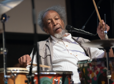 Milford Graves 1941–2021