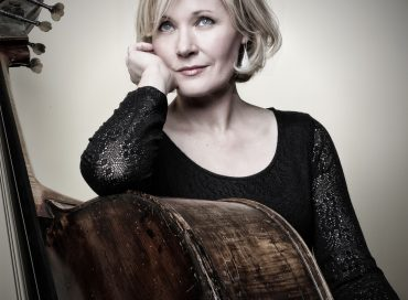 Nicki Parrott: It's Possible to Sing and Play the Bass