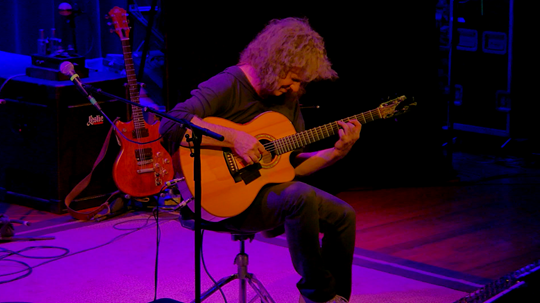 Pat Metheny's Side-Eye to Tour the U.S. and Europe in 2021 and 2022