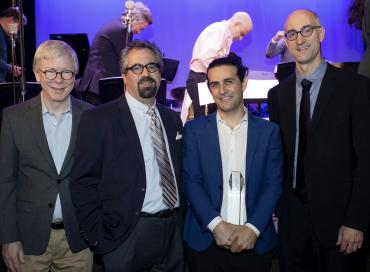Dan Pugach Wins the Charlie Parker Jazz Composition Prize