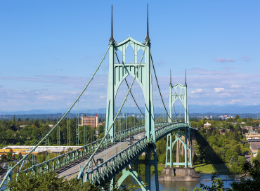 The Cathedral Park Jazz Festival will take place under St. Johns Bridge in North Portland.