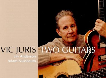 Vic Juris: Two Guitars (SteepleChase)