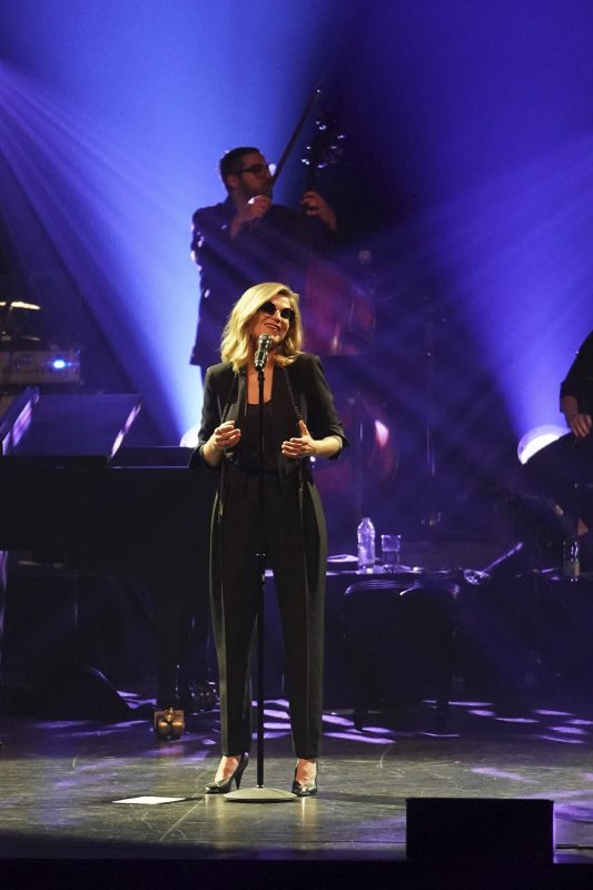 Melody Gardot at the 2019 Montreal International Jazz Festival