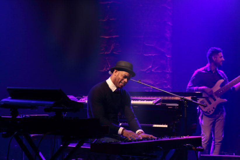 Roberto Fonseca at the 2019 Montreal International Jazz Festival