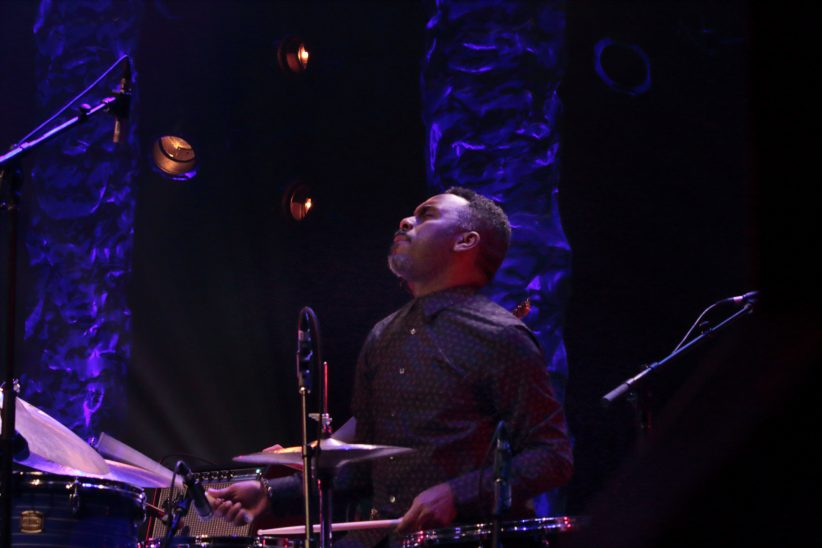 Nate Smith at the 2019 Montreal International Jazz Festival