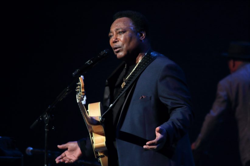 George Benson at the 2019 Montreal International Jazz Festival