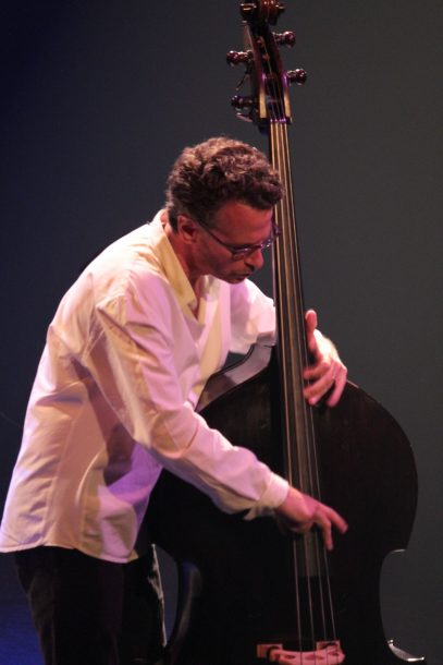 Larry Grenadier at the 2019 Montreal International Jazz Festival
