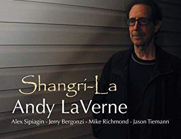 Andy LaVerne: Shangri-La (SteepleChase)