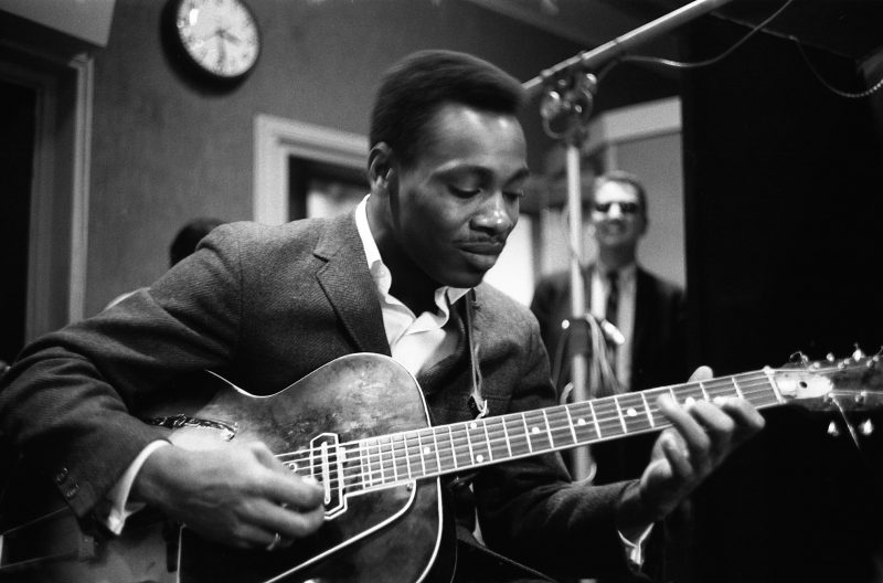 George Benson, January 1966